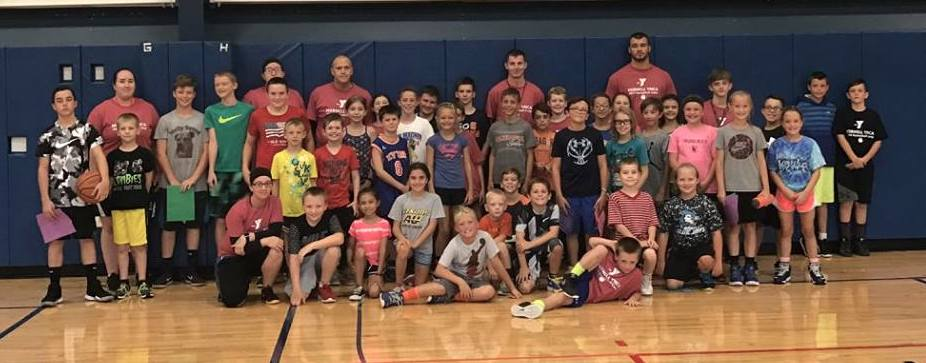 BASKETBALL CAMP